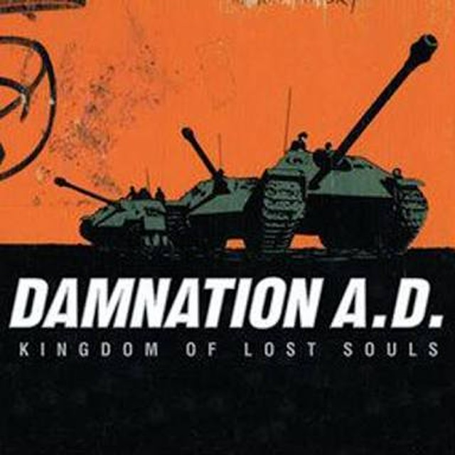 【USED】DAMNATION A.D. / KINGDOM OF LOST SOULS