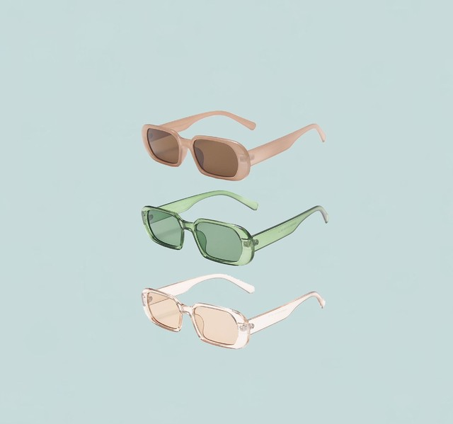 color fashion sunglasses