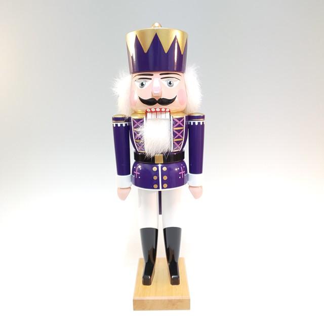 くるみ割り人形 『星の杖を持つ王様 青』
