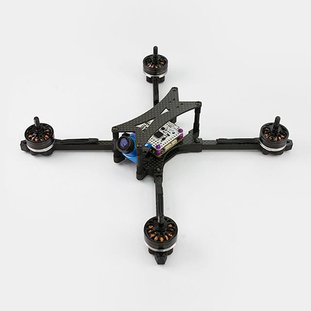 【dknbFPV使用】Vector VX-05 X(Genuine X) Frame kit