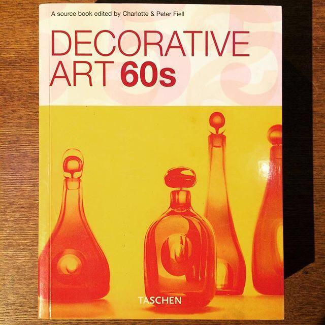 インテリアの本「Decorative Art 60s」 - メイン画像