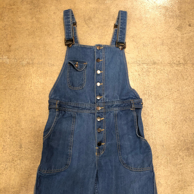 Vintage Flare Overalls ¥10,800+tax