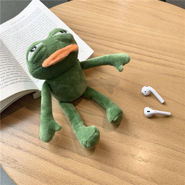 Frog doll airpods1/2 case