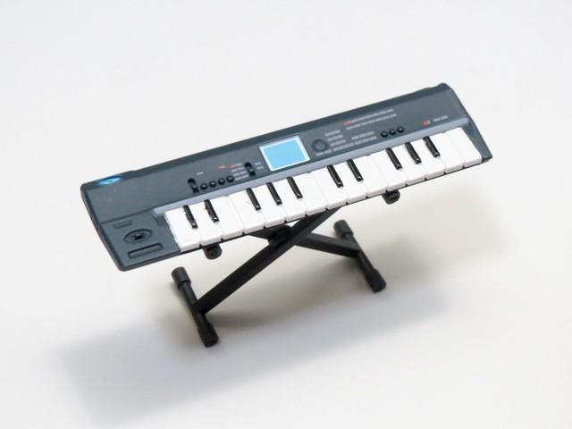 【110】 琴吹紬 ライブステージセット 小物パーツ キーボード ねんどろいど
