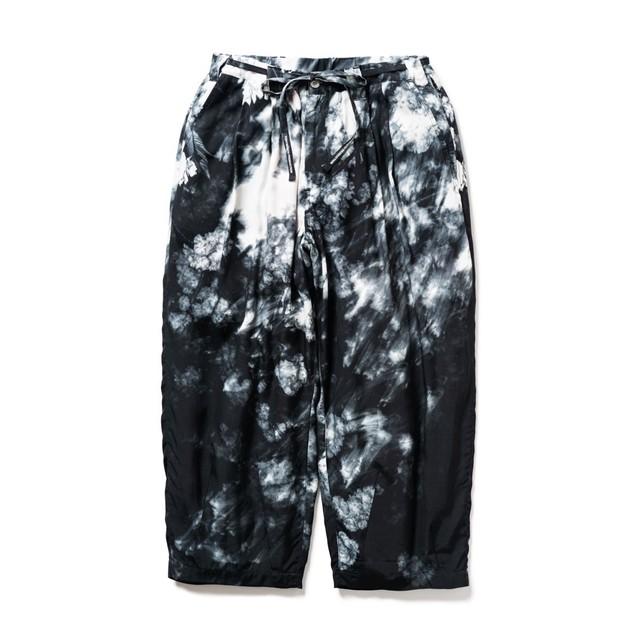TIGHTBOOTH / JIRO KONAMI / COLOR WAVE BAGGY SLACKS / BLACK / M
