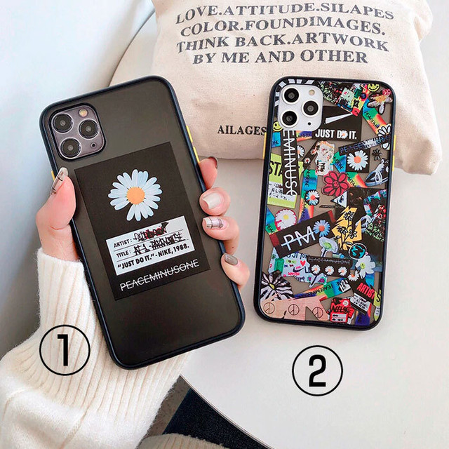 【オーダー商品】Mirror cute boy girl iphone case
