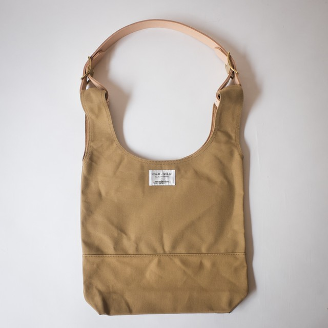 'CARRIE' ショルダーバッグ (Beige)