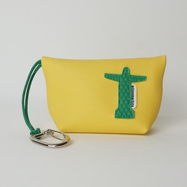 ジルソン・マルチンス GUIGO RIO Christ パステル 黄色・緑 ブラジルカラー