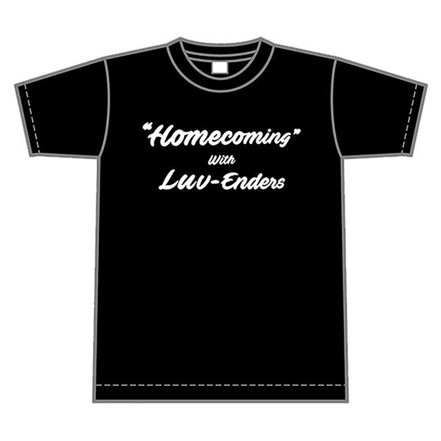 "LUV-ENDERS original ""Homecoming"" t-shirt RVLG-012"