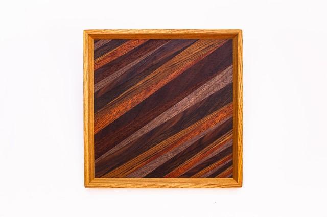 ALTERNATE MIX 正方形のトレー CBPZA-0315