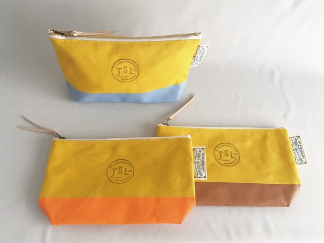 THE SUPERIOR LABOR  Limited engineer pouch #03/リミテッドエンジニアポーチ