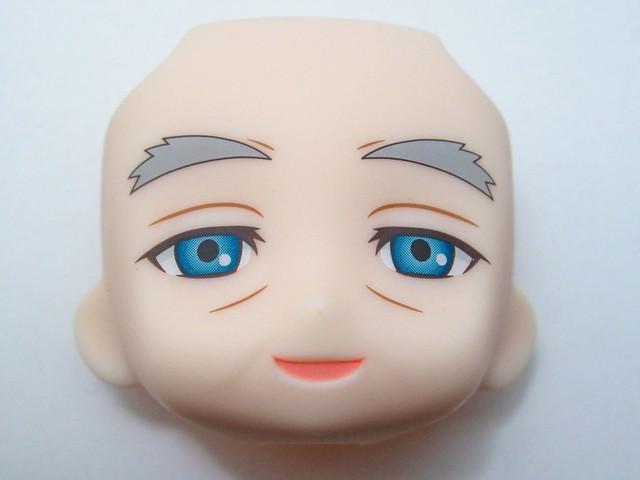 【1350】 アルバス・ダンブルドア 顔パーツ 笑顔 ねんどろいど