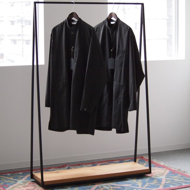 FUJITO / Shirt Coat[Charcoal]