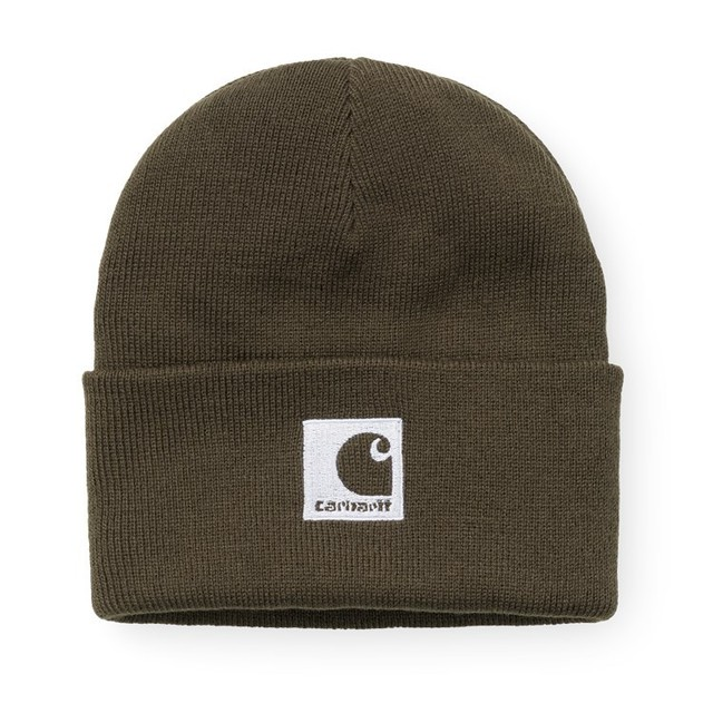 Carhartt LEWISTON BEANIE - Cypress / Wax