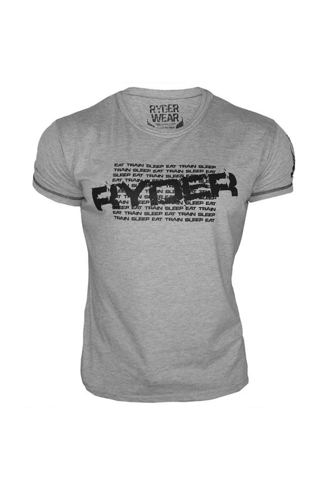 イートトレイン スリープTシャツ (RYDER WEAR)