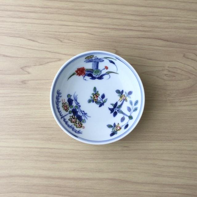 【有田焼】古代草紋 取皿(小)
