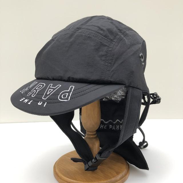 【21SS】THE PARK SHOP(ザ・パークショップ)EXPLOREBOY CAP (ADULTS)black キャップ 大人