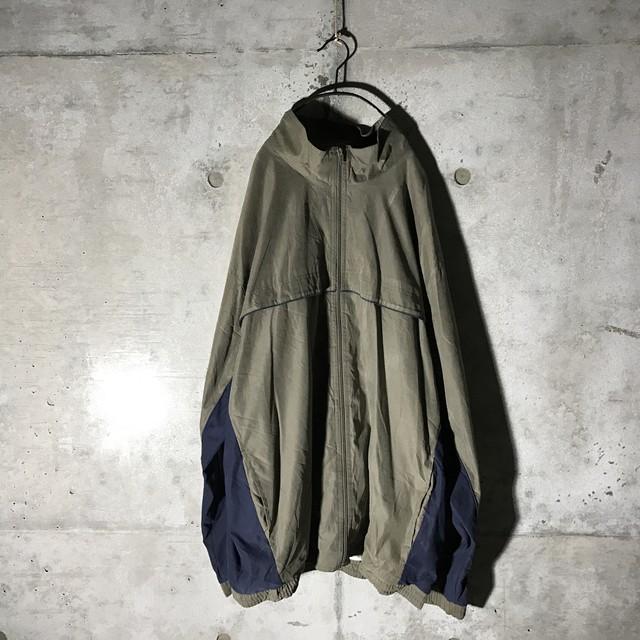 [used] simple poly jacket