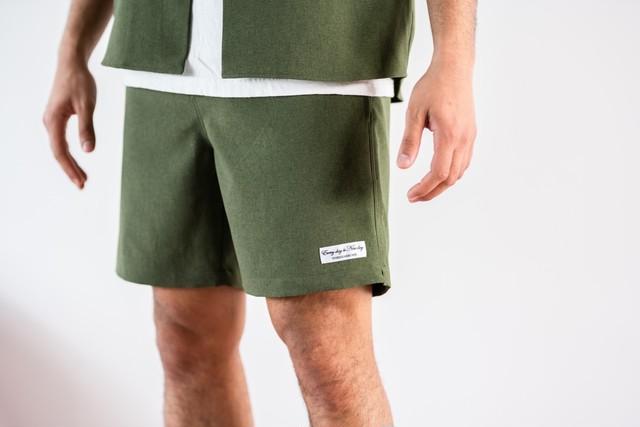 ThreeArrows Resort shorts(khaki)
