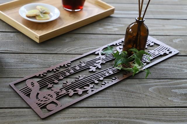 テーブルセンター(小) 楽譜