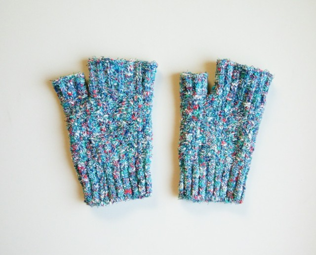 アームウォーマー/ Fingerless Gloves