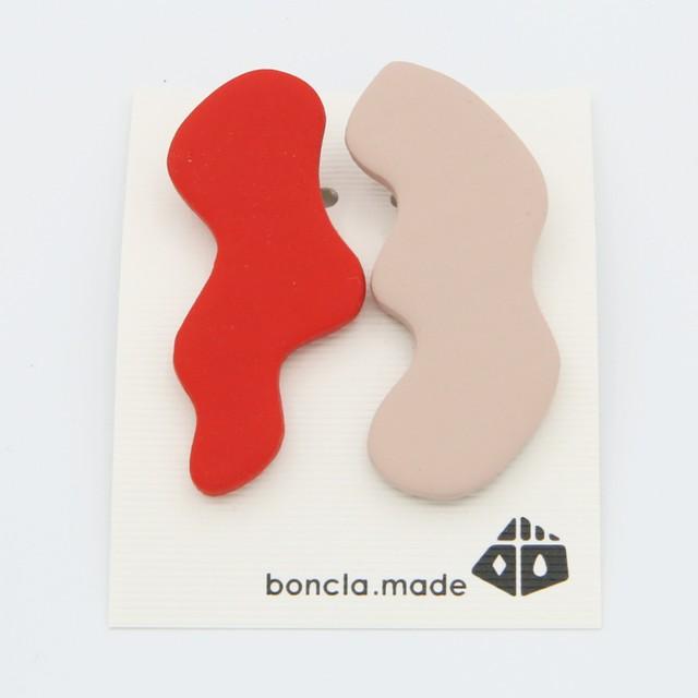 boncla.made/ボンクラメイド/チンアナゴ/ヘアクリップ/156