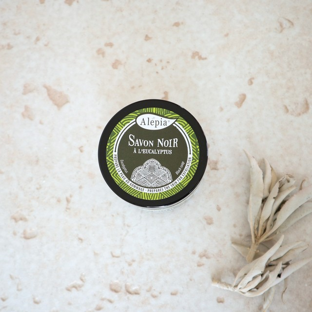 SOFT SCRUB BLACK SOAP(ブラックソープ)