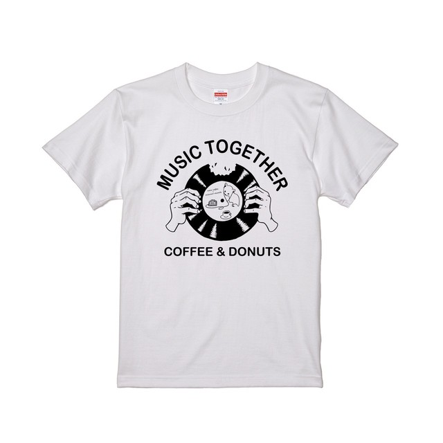 【MUSIC TOGETHER】Tシャツ