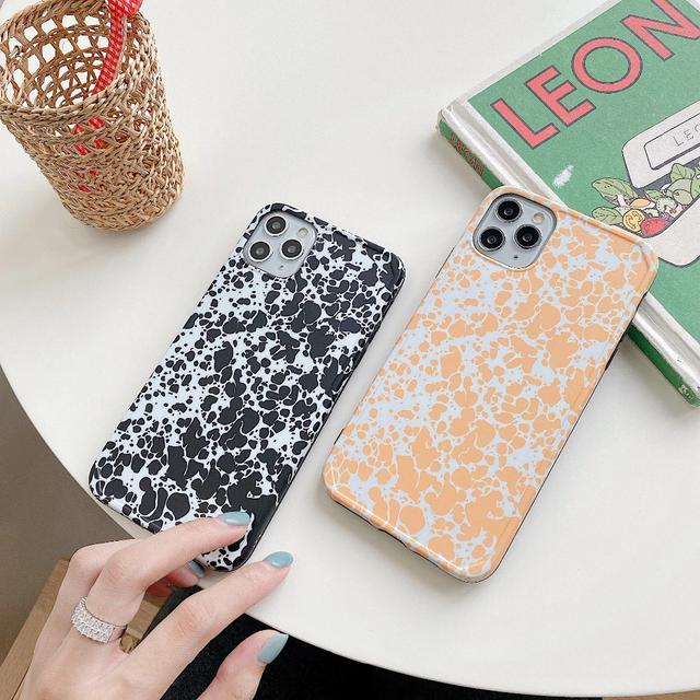 Ink paint iphone case