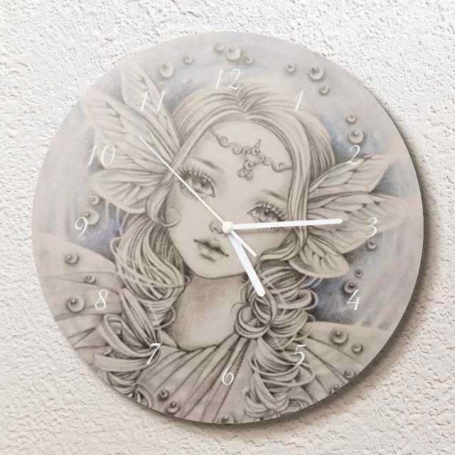 Twilight forest壁掛け時計(L)