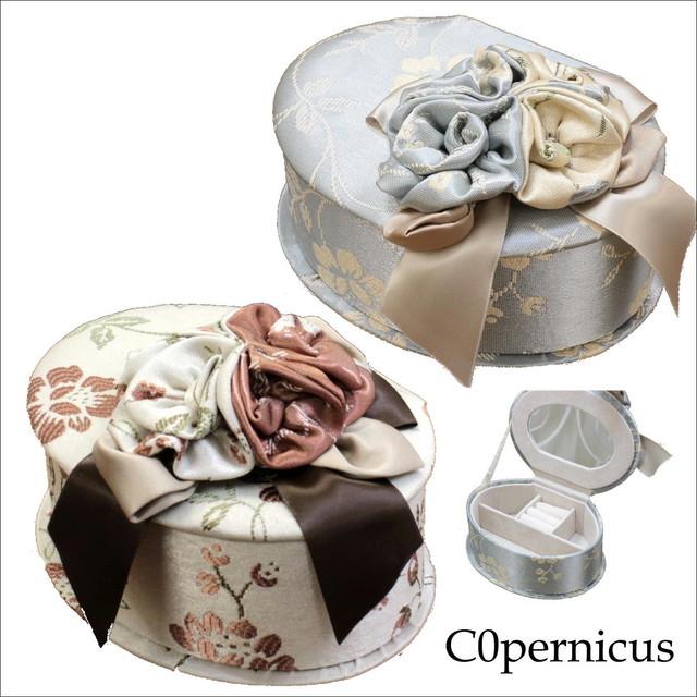 2color ジュエリーボックス バラ雑貨 浜松雑貨屋C0pernicus
