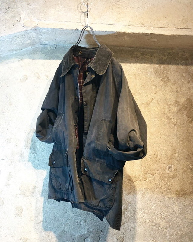 Barbour 3warrant BEDALE