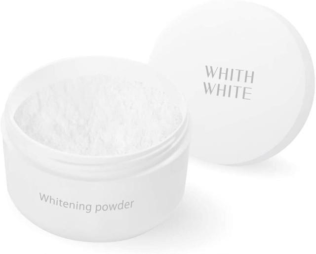 WHITH WHITE ホワイトニングパウダー