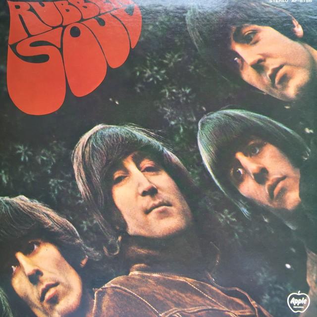The Beatles – Rubber Soul