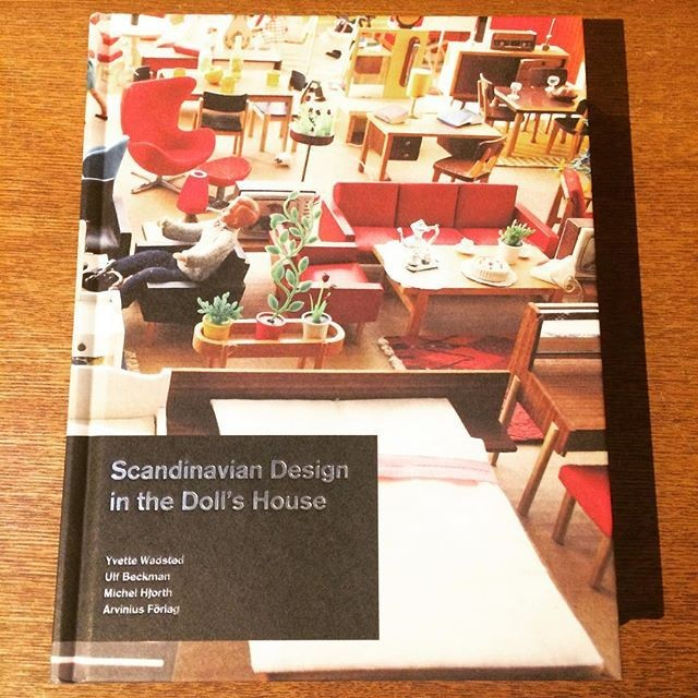 インテリアの本「Scandinavian Design in the Doll's House」 - メイン画像