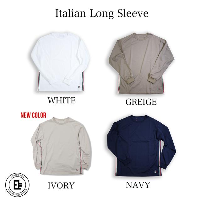 Italian Long Sleeve