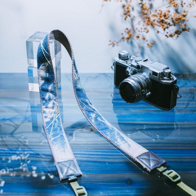 カメラストラップ(いなづま)