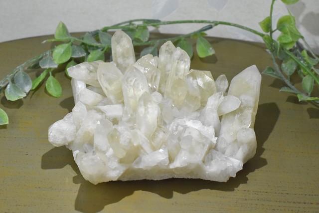 レモンクォーツ クラスター ブラジル産