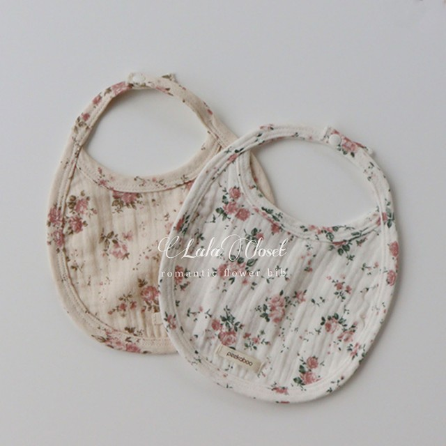 romantic flower bib (スタイ)  Peekaboo:JPK03EKX0082282_159