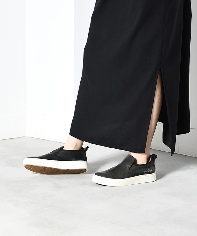 Women / Drape slip-on sneakers  / ER0900