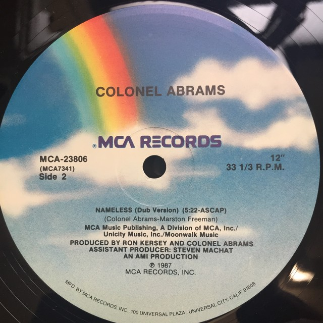 Colonel Abrams – Nameless