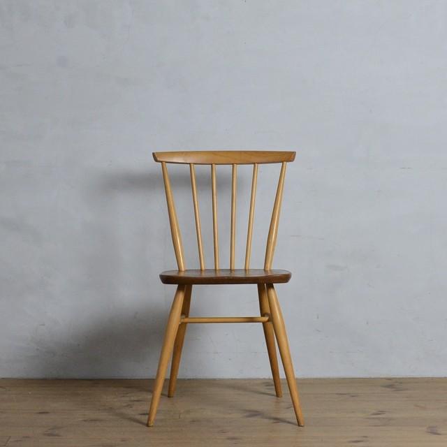 Ercol Fanback Chair / アーコール ファンバック チェア 〈ダイニングチェア・デスクチェア・椅子〉112170