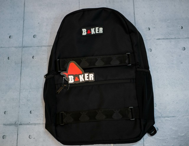 BUMBAG (バムバッグ) BAKER COMPACT SHOULDER BAG