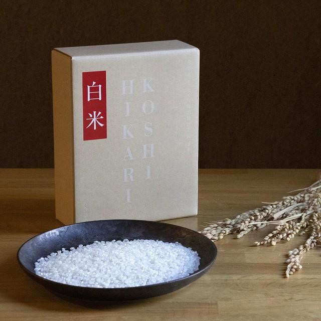 魚沼産コシヒカリ塩沢地区一等米【白米】2kg