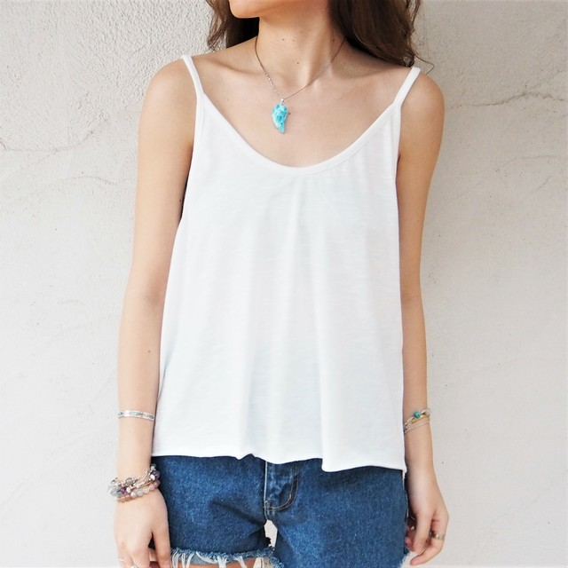 2way Camisole《WHT》18383104