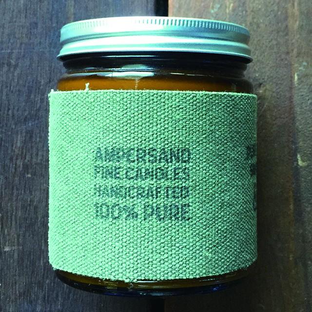 4oz Amber Jar Candle -CAFE MACCHIATO- キャンドル Candles - メイン画像