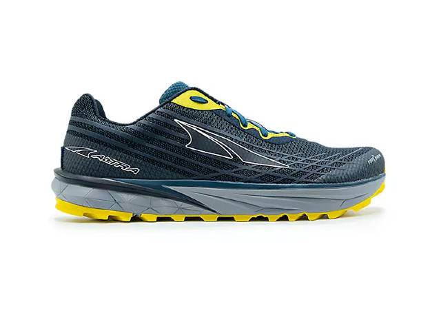 【Altra】 TIMP 2 Men's Trailrunning Shoes(Blue Yellow)