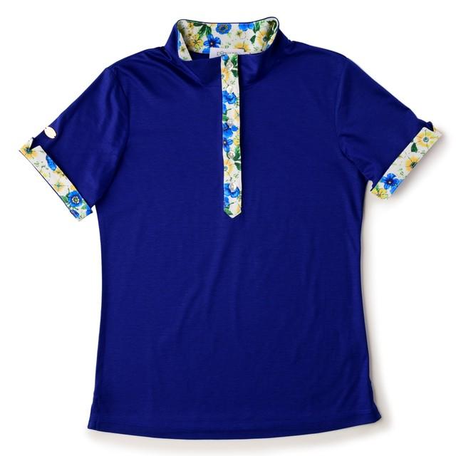 【SS19】Stand Collar Polo ~スタンドカラー・ポロ~