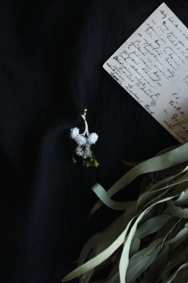 スワッグイヤリング片耳用16(金具:イヤリング)