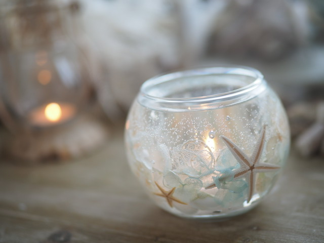 Sea Candle Holder